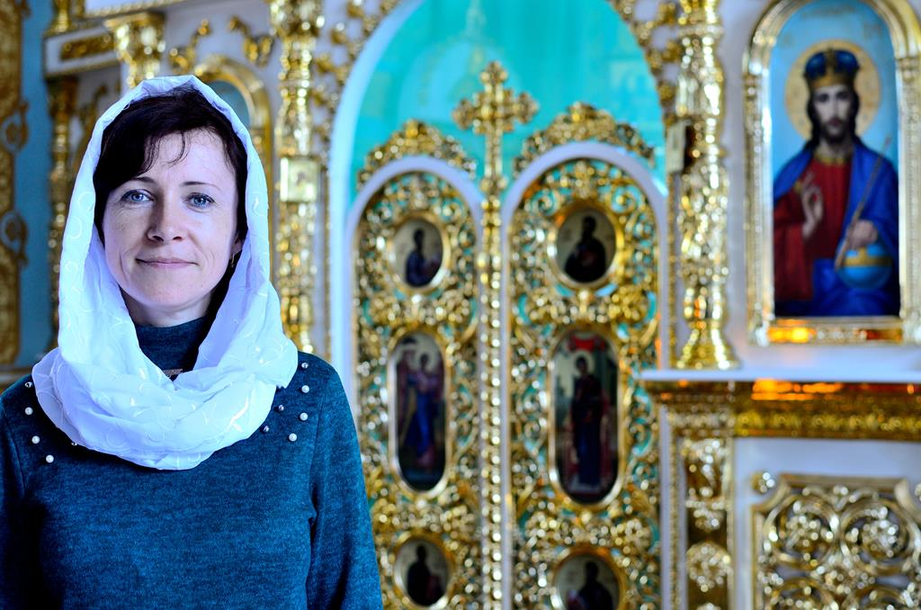 Луценко Оксана (в крещении - Ксения)